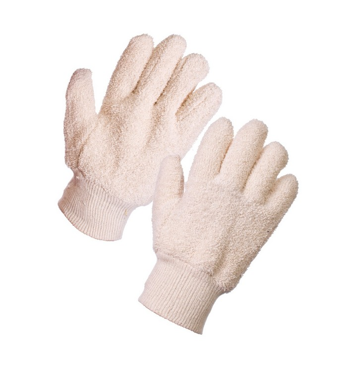 Terry Cotton Gloves 32oz