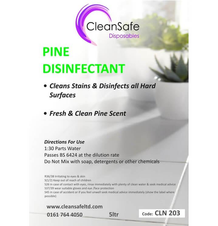 Pine Disinfectant 5ltr