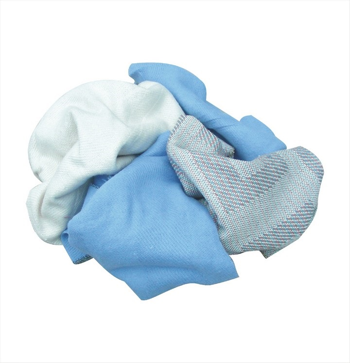 Heavy Cleaning Cloths 10Kg Bag