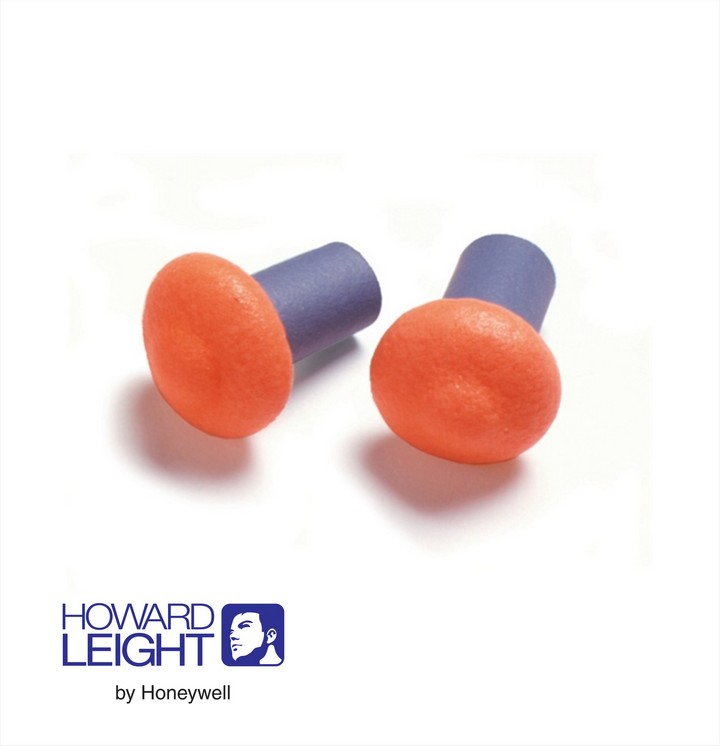 Howard Leight QB300 Replacement Ear plugs for QB3HYG (50 pack)