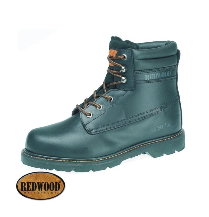 Derby boot + Steel Midsole LH640SM