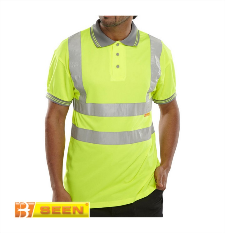 Hi Vis Polo Shirt EN471