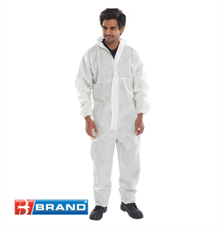 Disposable Boiler Suit Type 5/6