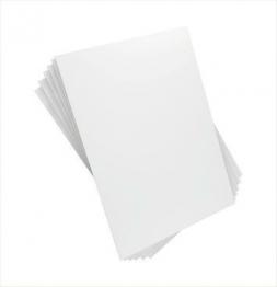 Paper Floor Mats White 200 pack