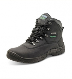 Work Safety Boot Black