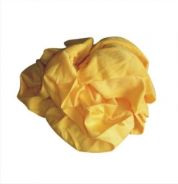 Coloured Polishing Cloths 1Kg Bag