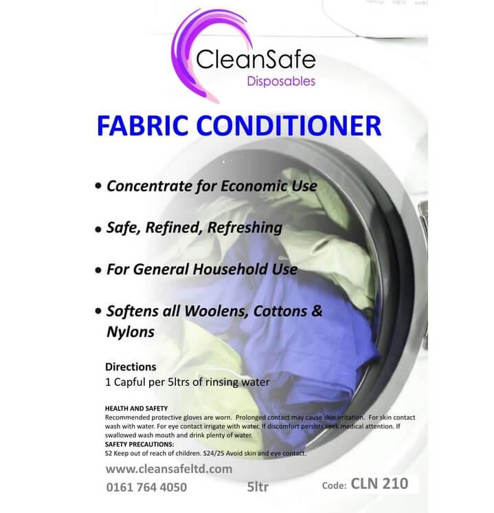 Fabric Conditioner 5ltr