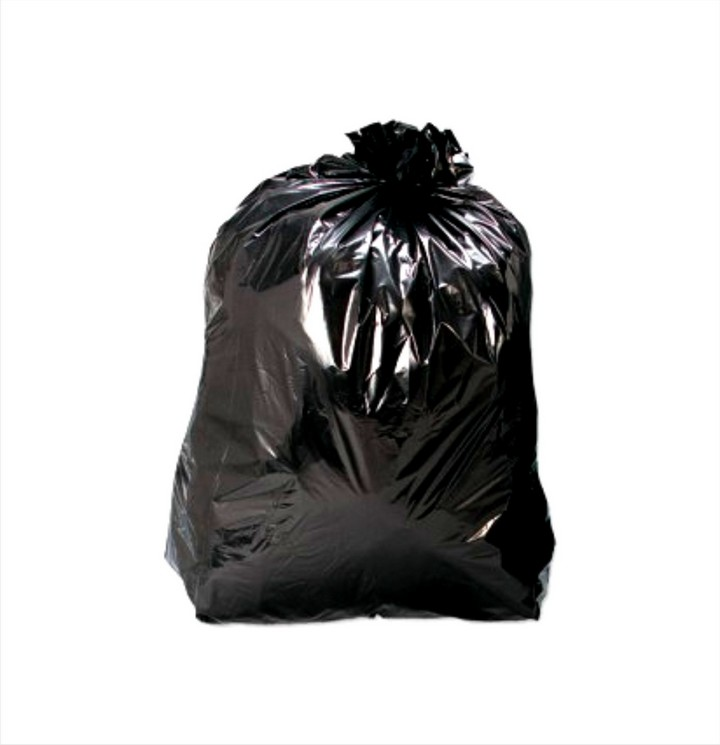 Compactor Sacks Black (200 pack)