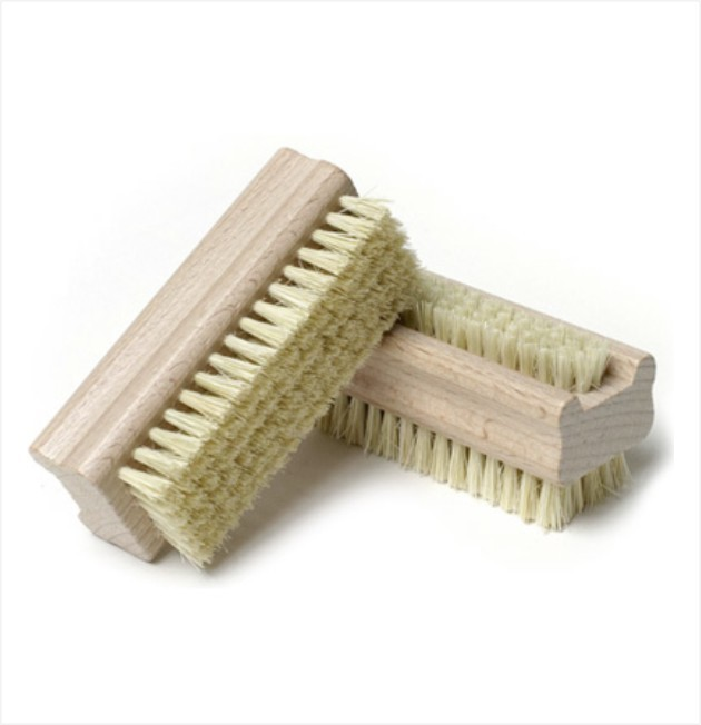 Double Sided Nail Brush (12 pack)
