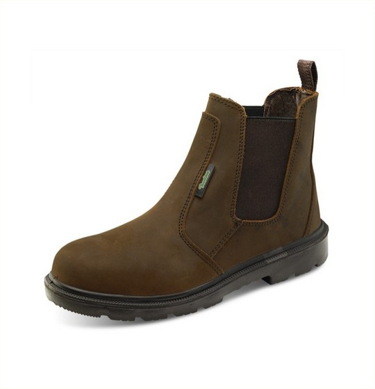 Brown Dealer Boots