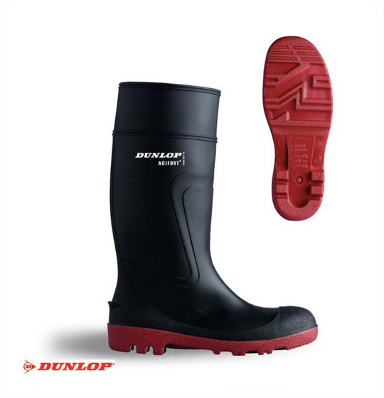 Dunlop Safety Wellington
