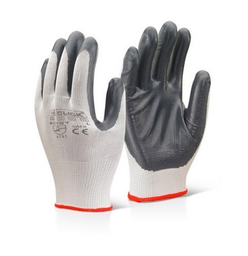 Nitrile Grip Glove