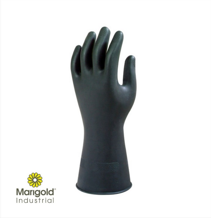 Marigold G17K Heavyweight Chemical Gloves