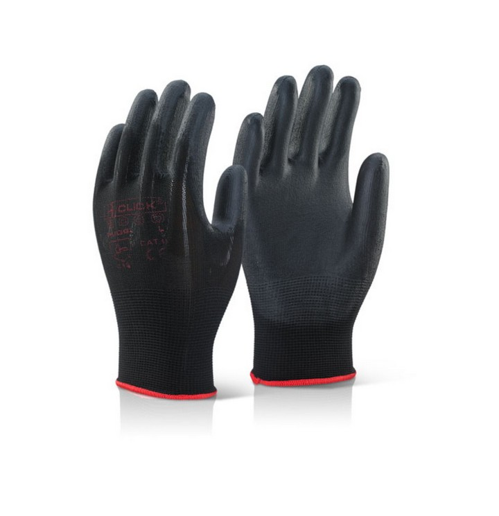 Black Grip Glove (1 pair)