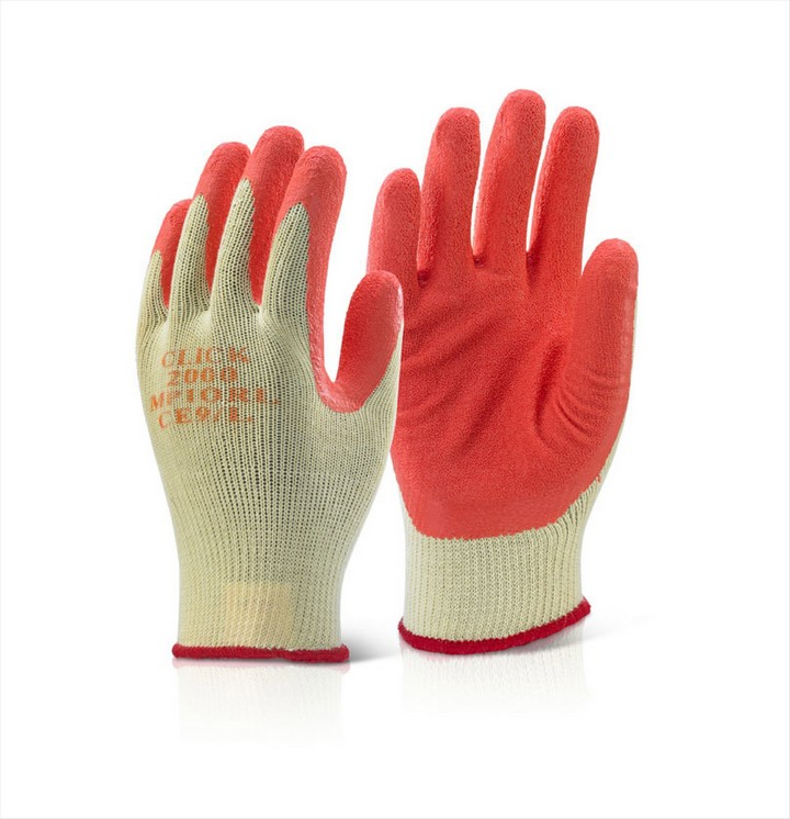 Grip Gloves Orange