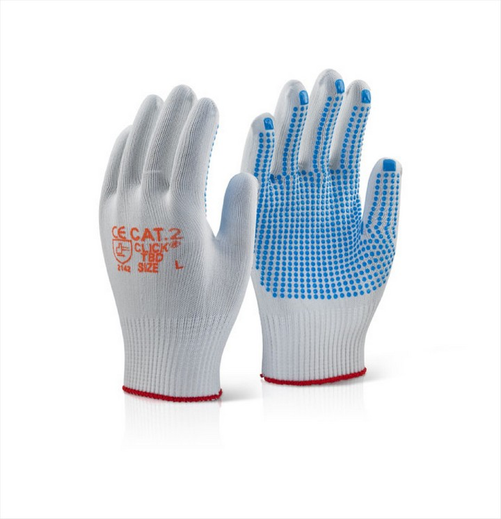 Blue Dot Glove Tronix