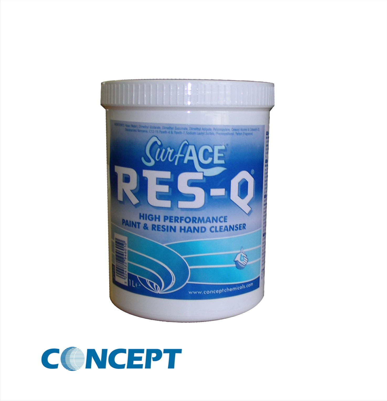 RES-Q Paint Hand Cleaner (1ltr)
