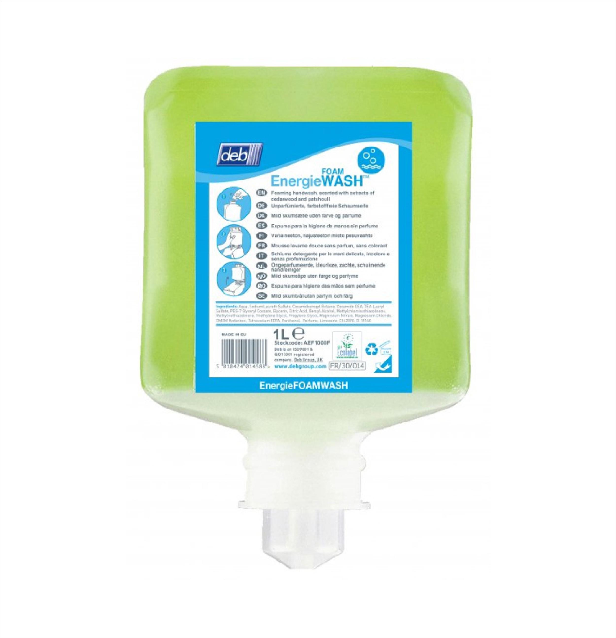 DEB Hand Wash ENG1L