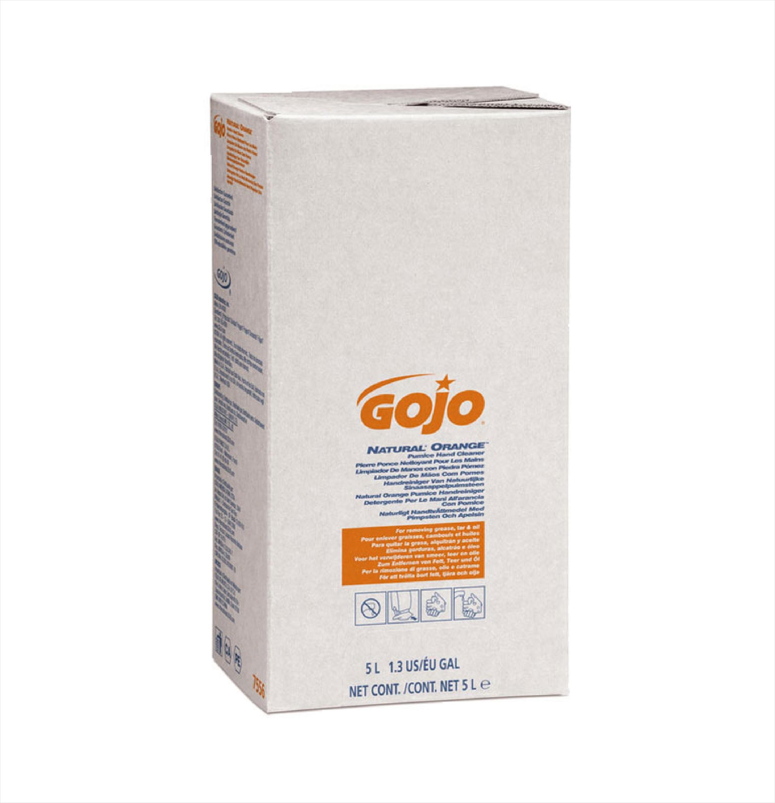 GOJO Orange Pumice 2 x 5ltr GJ7556-02