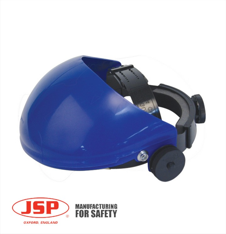 Browguard Blue JSP Ratchet Adjuster