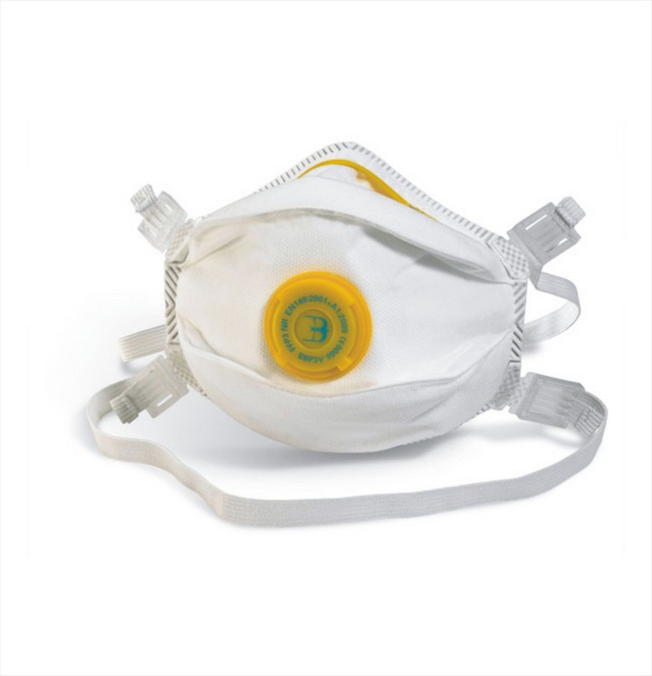 FFP3 Dust Mask Premium P3V (5 pack)