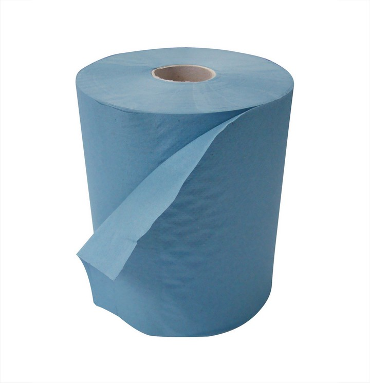 Wiper Rolls Blue (1 Pack)