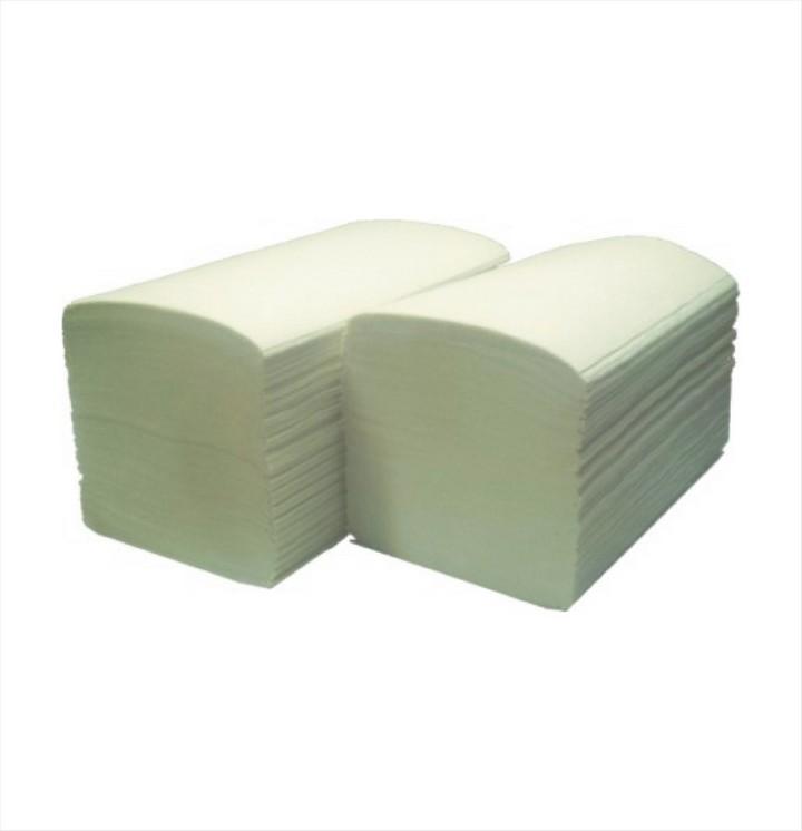 White Hand Towels C Fold