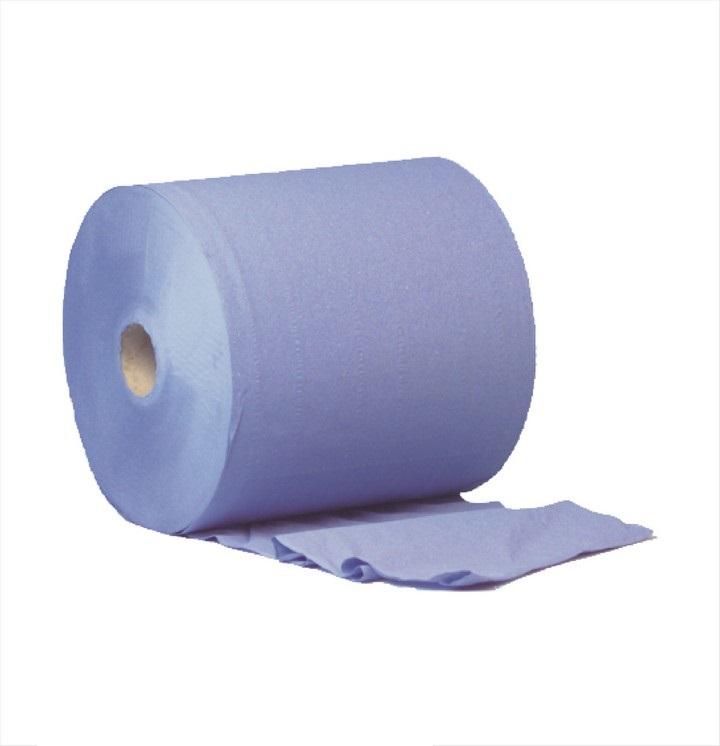 Jumbo Paper Rolls Forecourt Blue