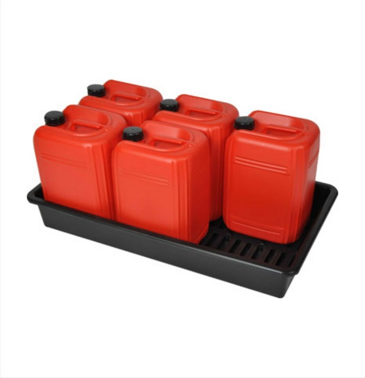 25ltr Drum Storage Tray 6 x 25ltr BT6/25