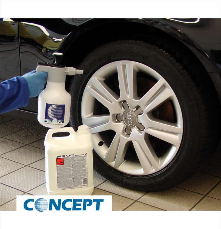 Concept Super Alloy Wheel Cleaner (5ltr)