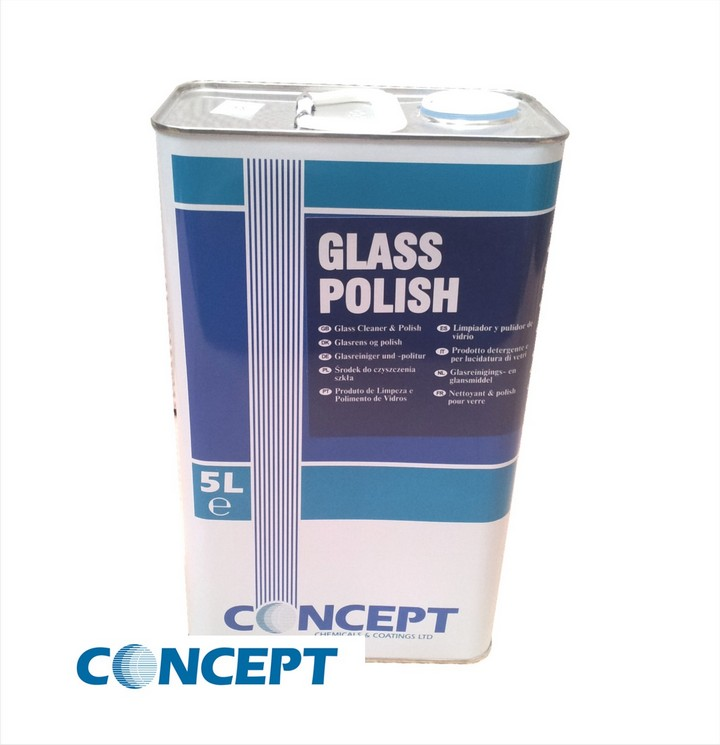 Concept Glass Polish (5ltr)