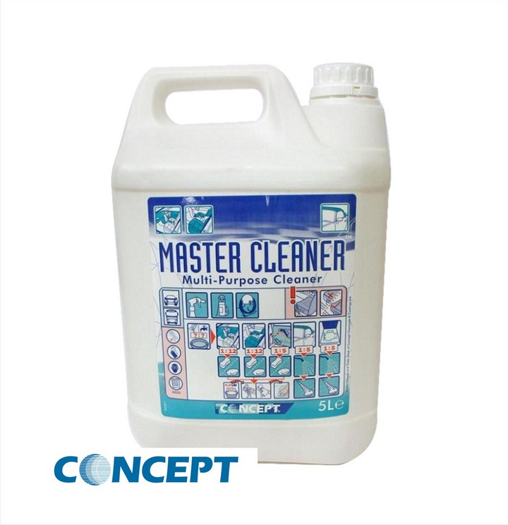 Concept Master Cleaner (5ltr) Multi Purpose