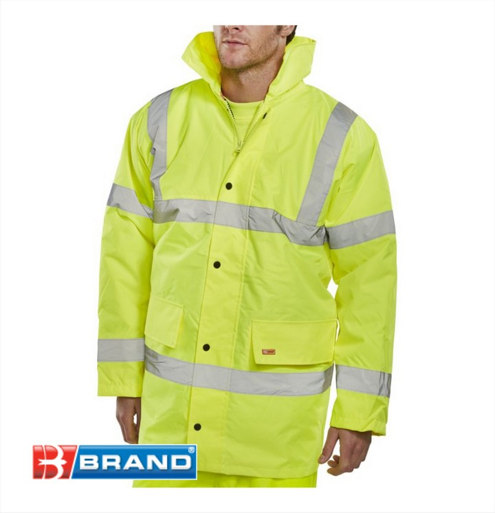 High Vis Jacket (Full Spec)
