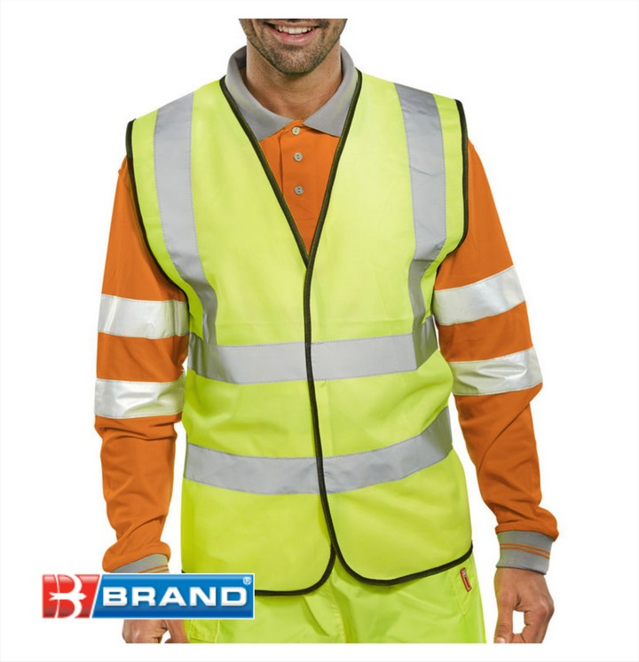 High Vis Vest (Full Spec) Class 2