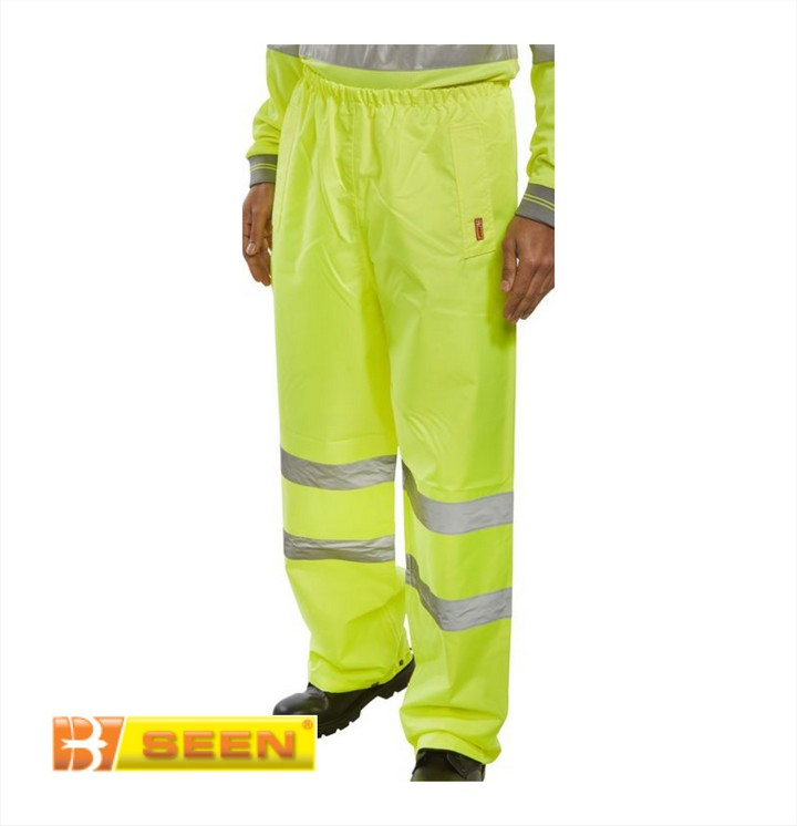High Vis Trousers (Full Spec)