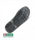 Chukka Safety Boot + Steel Midsole