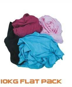 T Shirt Rags 10Kg | Cleaning Cloths Importer Direct