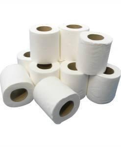 PAP 703 - Toilet Rolls 36 Rolls Paper Disposables