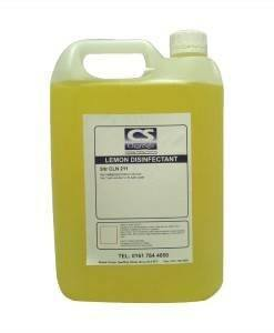 CLN 211 Lemon Disinfectant 5ltr | Cleaning Supplies Manufacturer