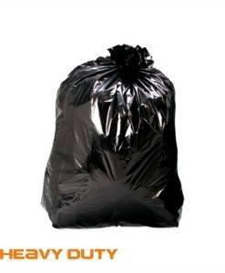 CTE 102 Bin Liners | Black Bin Bags | Cleaning Tools Importer