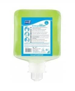 HCR 216 DEB Hand Wash Energising Foam ENG1L Direct