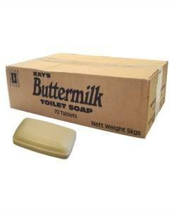 HCR 500 Buttermilk Soap Bars (72 pack) | Cleaning Supplies Direct