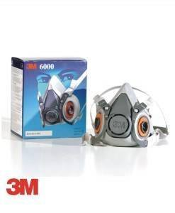 HSE 106 3M 6000 Dust Mask | Dust Masks PPE Supplies 6300 6200 6100