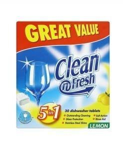 CLN 505 Dishwasher Tablets (15 Tabs) | Cleaning Supplies Direct