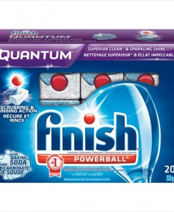 CLN 506 Finish Dishwasher Quantum (20 Tablets) |Cleaning Supplies Direct
