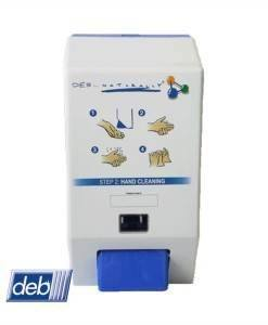 DIS 100 DEB Dispenser 2ltr Hand Cleaners Direct