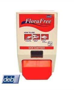 DIS 108 DEB Flora Free Dispenser | Hand Cleaners Direct