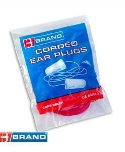HSE 308 Corded Ear Plugs, Disposable (200) | PPE Supplies Direct