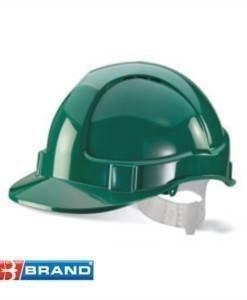 HSE 400G Green Hard Hat PPE Supplies Direct