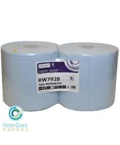 PAP 513 Boss Wipe RW7932 | Peter Grant Converter Paper Disposables